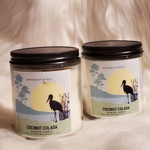 Pineapple Colada Single-Wick Candles